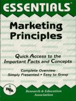 Marketing Principles Essentials