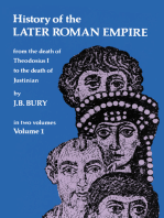 History of the Later Roman Empire, Vol. 1