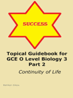 Topical Guidebook For GCE O Level Biology 3 Part 2