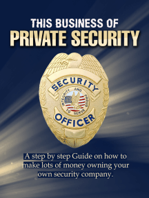 This Business of Private Security