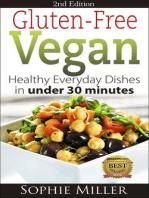 Gluten-free Vegan (Gluten-free Vegan Kitchen, #1)