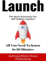 Launch Book Summary