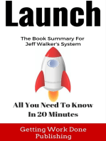 Launch Book Summary