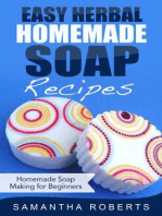 Easy Herbal Homemade Soap Recipes