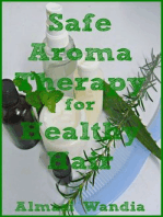 Safe Aromatherapy for Healthy Hair