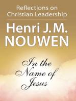 In the Name of Jesus