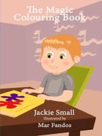 The Magic Colouring Book