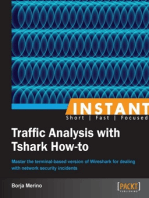 Instant Traffic Analysis with Tshark How-to