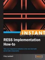 Instant RESS Implementation