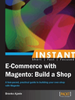 Instant E-Commerce with Magento