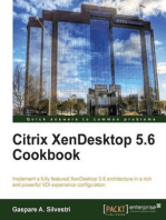 Citrix XenDesktop 5.6 Cookbook
