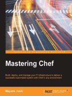 Mastering Chef