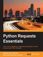 Python Requests Essentials