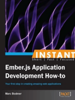 Instant Ember.JS Application Development