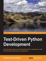 Test-Driven Python Development