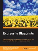 Express.js Blueprints