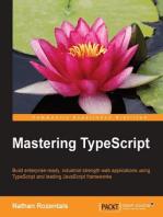 Mastering TypeScript