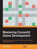 Mastering Cocos2d Game Development