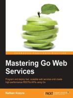 Mastering Go Web Services