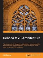 Sencha MVC Architecture
