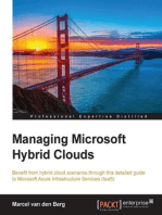 Managing Microsoft Hybrid Clouds