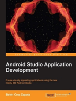 Android Studio Application Development