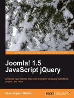 Joomla! 1.5 JavaScript jQuery