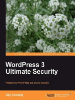 WordPress 3 Ultimate Security
