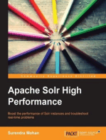 Apache Solr High Performance