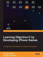 Learning ObjectiveC by Developing iPhone Games