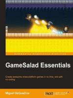 GameSalad Essentials