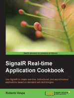 SignalR Realtime Application Cookbook