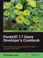 Panda3d 1.7 Game Developer's Cookbook