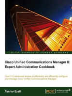 Cisco Unified Communications Manager 8