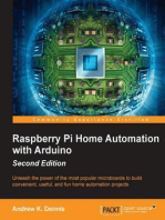 Raspberry Pi Home Automation with Arduino - Second Edition