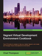 Vagrant Virtual Development Environment Cookbook