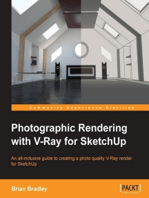Photographic Rendering with VRay for SketchUp by Brian Bradley - Read Online