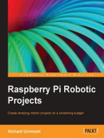 Raspberry Pi Robotic Projects