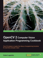 OpenCV 2 Computer Vision Application Programming Cookbook