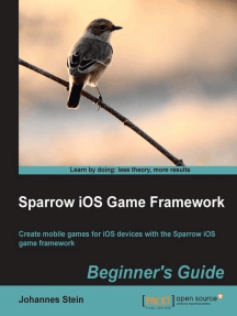 Sparrow iOS Game Framework Beginner's Guide