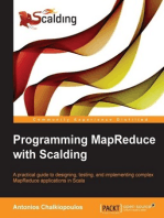 Programming MapReduce with Scalding