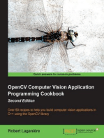 OpenCV Computer Vision Application Programming Cookbook Second Edition
