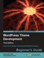 WordPress Theme Development - Beginner's Guide