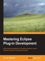 Mastering Eclipse Plug-in Development
