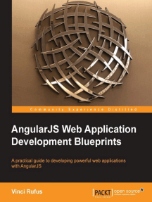 Angularjs Web Application Development Blueprints By Vinci Rufus By