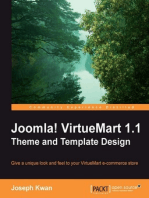 Joomla! VirtueMart 1.1 Theme and Template Design