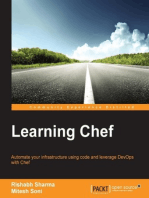 Learning Chef