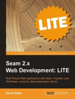 Seam 2 Web Development