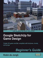 Google SketchUp for Game Design