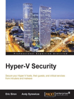 Hyper-V Security